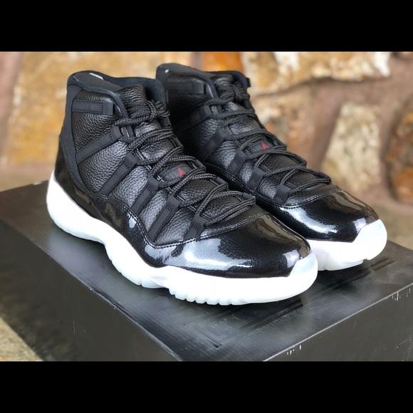 "4cb7c790e2cd2a Air Jordan Retro 11 ""72-10"" Mens Size 13 deadstock"